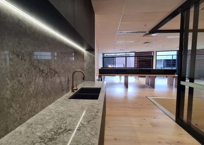 HB Land Complete Project Office Fit Out
