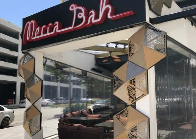 Mecca Bar Broadbeach Complete Project