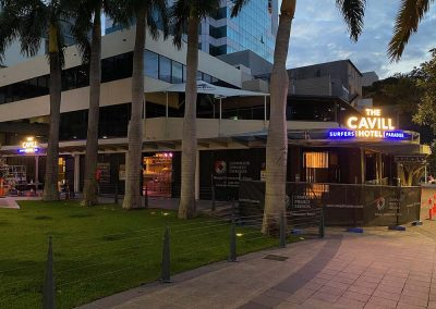 Complete Project -Cavill Hotel